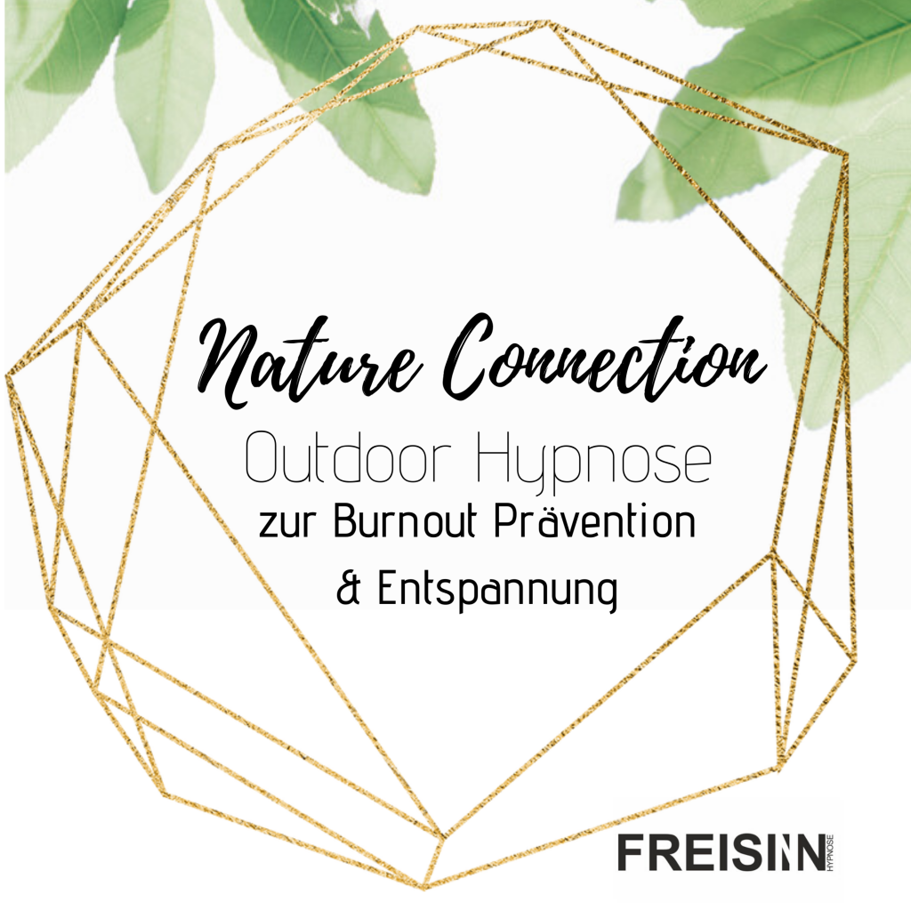 Hypnose im Wald Outdoor